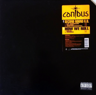 "Canibus - Second Round K.O. (12"") (G-VG/VG)"